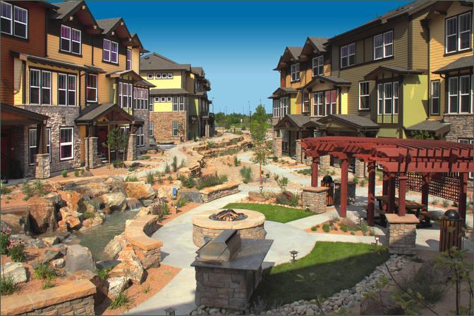Loveland Co Lake Vista Retail Space Inland Investment