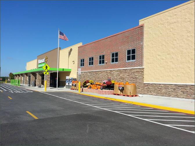Walmart Neighborhood Market- Lynchburg