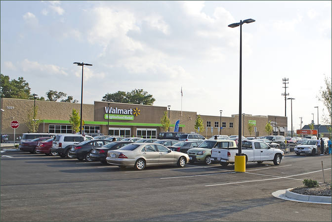 Walmart - Richmond