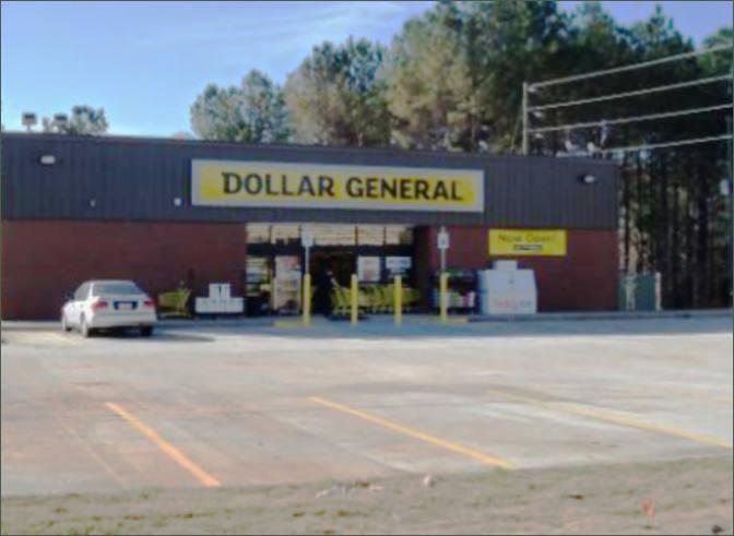 Dollar General - Brooks