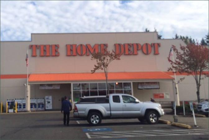 Home Depot - Tacoma
