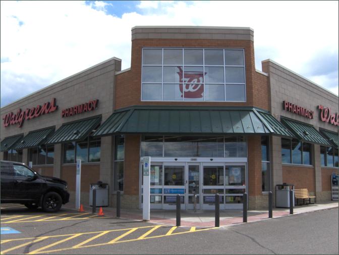 Walgreens #11857 - Hayward