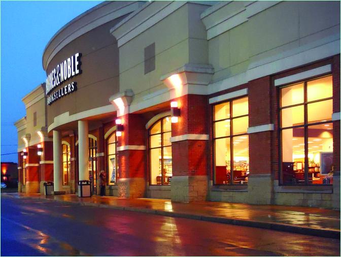 Barnes & Noble - Chili's
