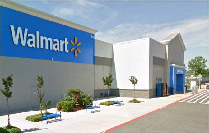 Wal-Mart - Camden