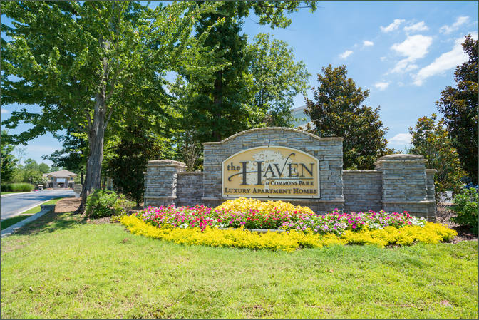 Chattanooga TN: The Haven at Commons Park - Retail Space - Inland ...