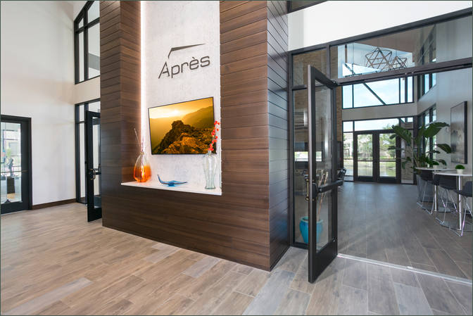 Aurora Co Apres Apartment Homes Retail Space Inland Investment Real Estate Services Llc