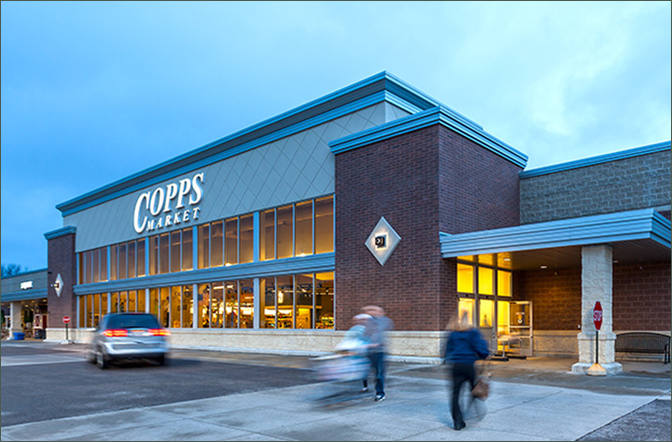 Kroger - Copps Grocery Store