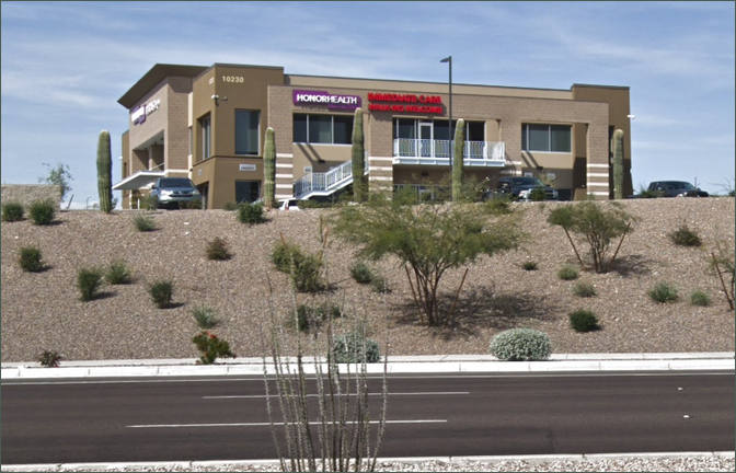Peoria AZ: HonorHealth - Medical Office Space - Inland