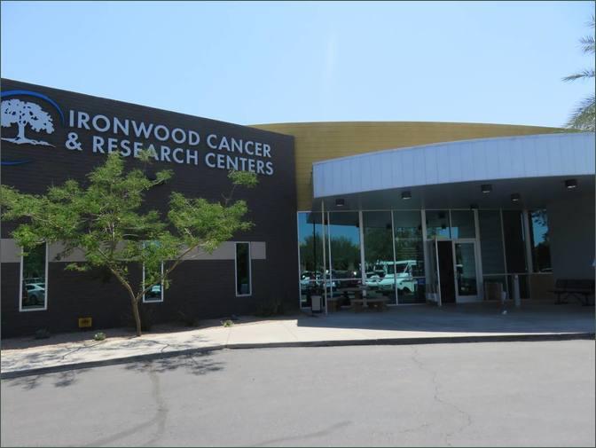 Ironwood Cancer - Mesa