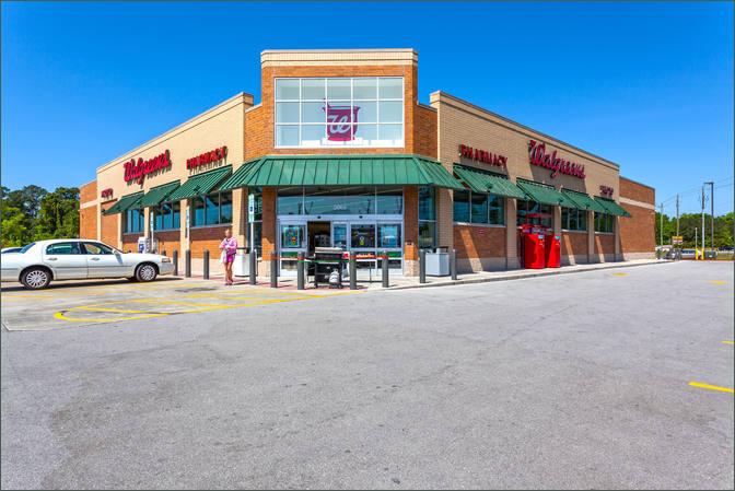 Walgreens Plaza
