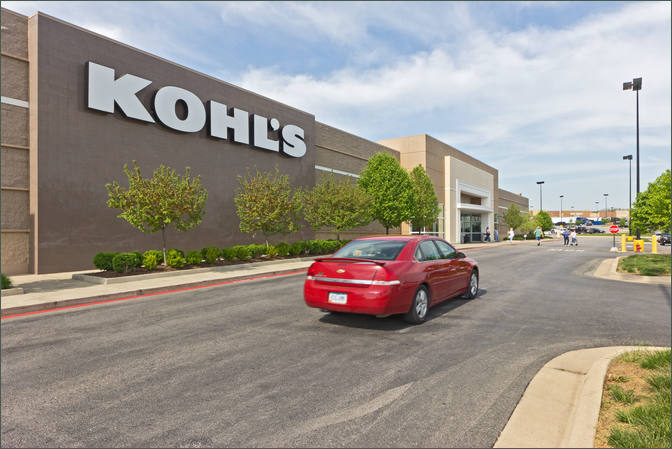 The Shoppes at Branson Hills