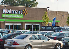 Walmart - Richmond: