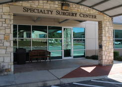 Specialty Surgery Center:
