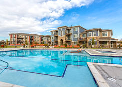Solaire Apartments: