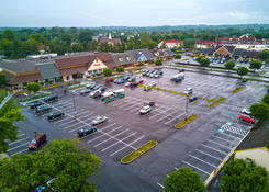 Lower Makefield Shopping Center: