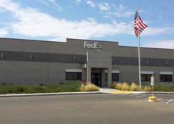 FedEx Freight Facility - Kettleman: