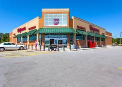 Walgreens Plaza: