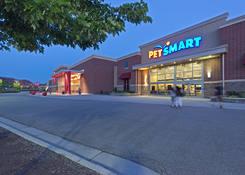 Shoppes at Prairie Ridge: