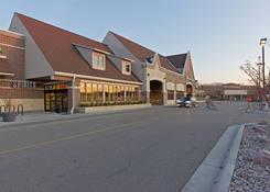 Fox Point Plaza: