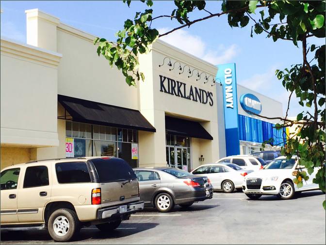 kirklands little rock