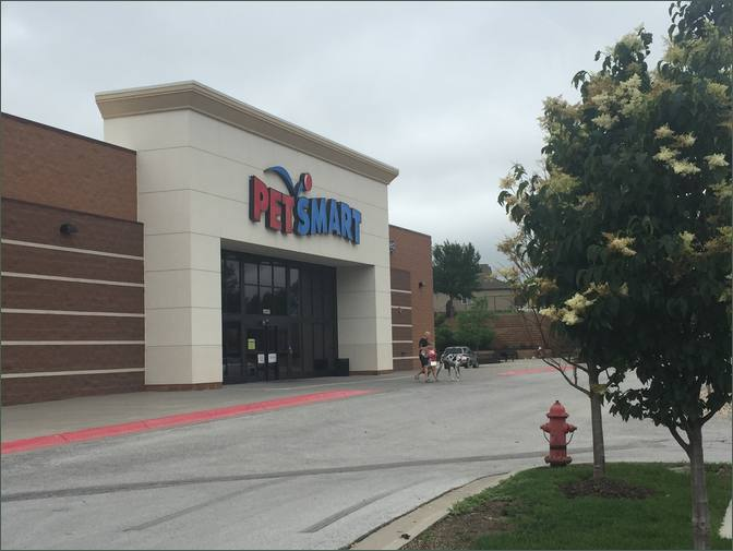 Omaha NE: Whispering Ridge - Retail Space For Lease - Inland