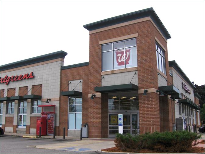 Walgreens #11176 - Lake Mills